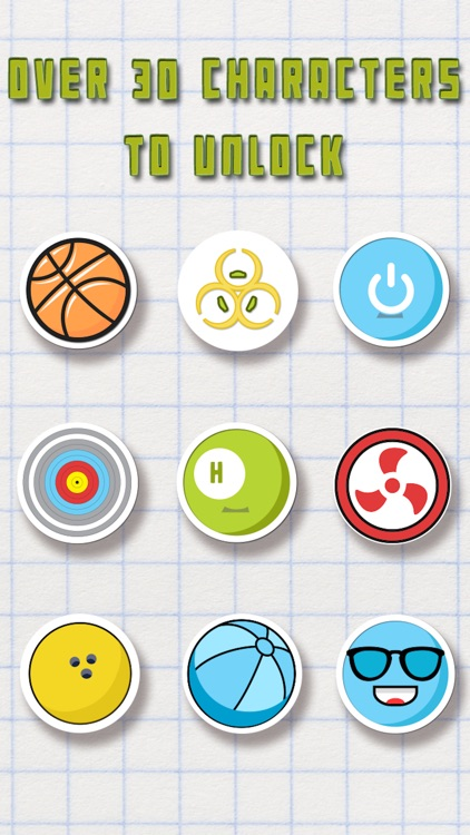 Sticker Switch Quest - Flip Colour Challenge screenshot-3