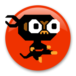 Ícone do app Monkey Ninja