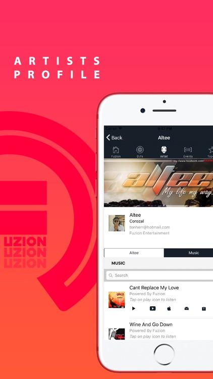 Fuzion Entertainment screenshot-3