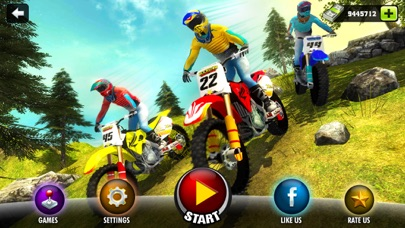 Uphill Offroad Motorbike Rider screenshot one