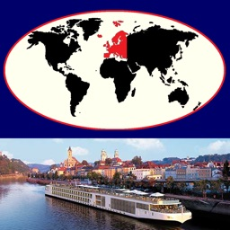 River Cruises Atlas -Europe