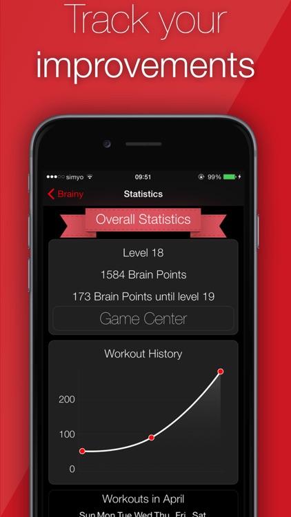 IQ - Brain Training screenshot-3