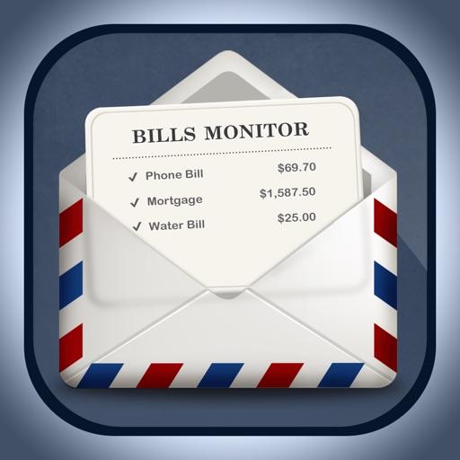 Bills Monitor - Bill Manager and Reminder