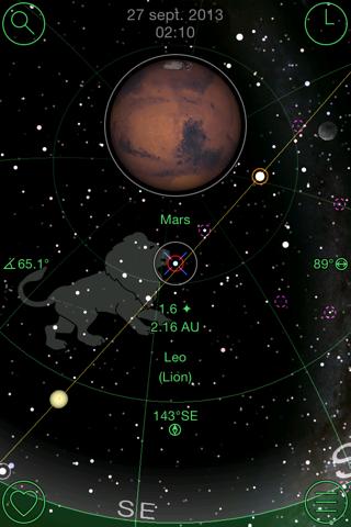 GoSkyWatch Planetarium - Astronomy Night Sky Guide screenshot 1