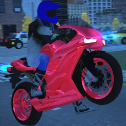 Motorcycle Driving - Traffic Rider Simulator