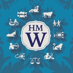 Horoscope Monogram Wallpaper - initials background