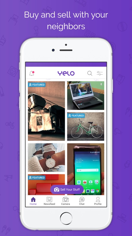 Yelo-Buy & Sell Marketplace