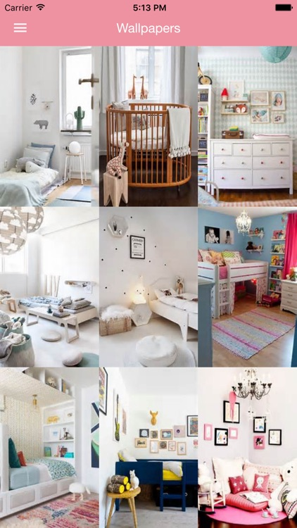 Kids Room Interior - Home Design Ideas for Kids screenshot-0