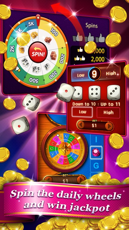 Bingo 90 Live + Slots & Poker screenshot-3