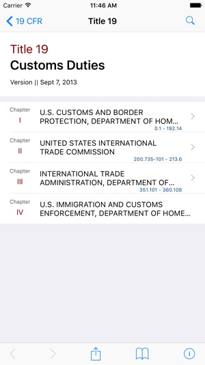 19 CFR - Customs Duties (LawStack Series) on the App Store