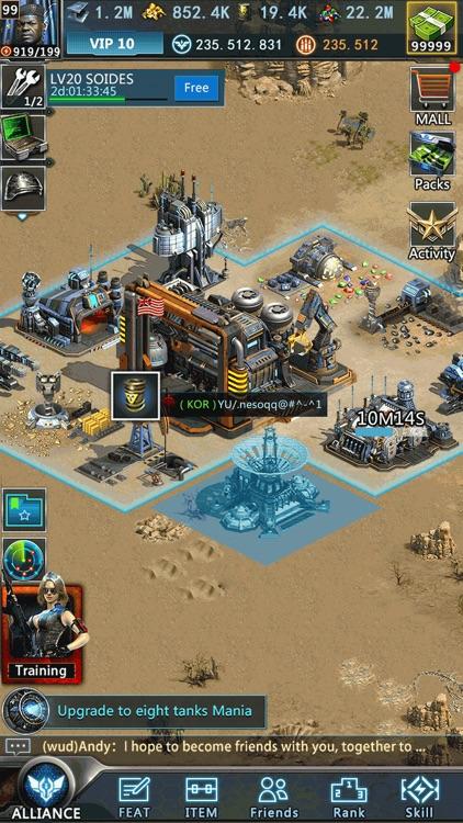 King of Kings :War Alert screenshot-4