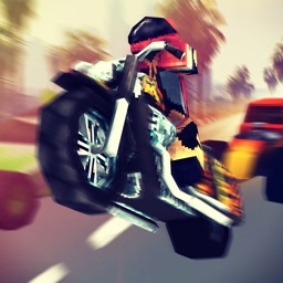 Traffic Jam Rider: Motor Race