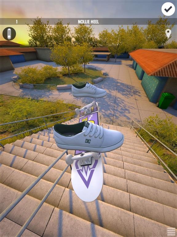 Skater - Skate Legendary Spots на iPad