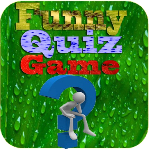 Funny quiz game iOS App