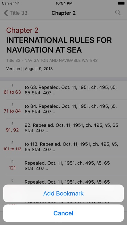 33 USC - Navigation and Navigable Waters (LawStack