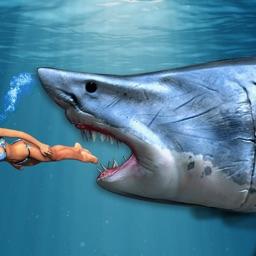 Whale Shark Attack Simulator Games