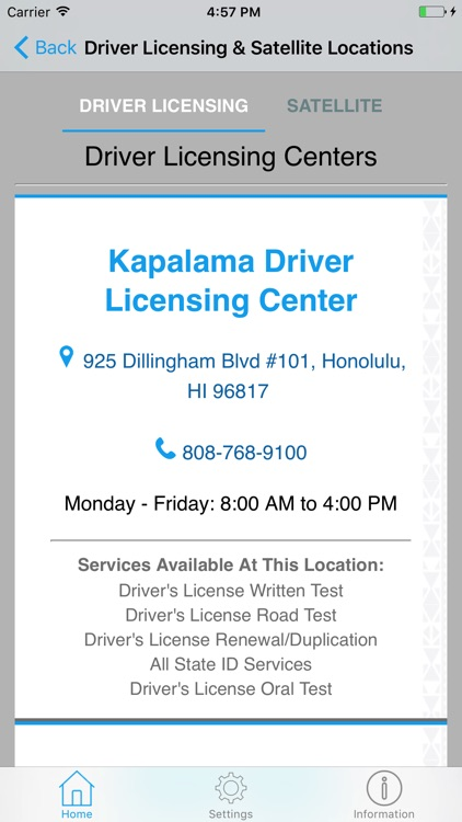 HNL Info screenshot-4