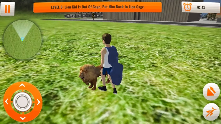 Superhero Kid Animal Rescue – Hero of Justice screenshot-4