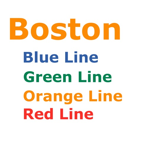 Boston Metro & Subway