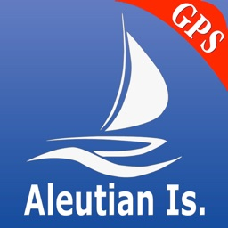 Aleutian Islands GPS Nautical charts