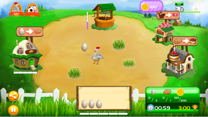 Chicken Frenzy Farm - Harvest & Farming Game screenshot three