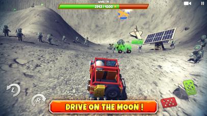 Zombie Safari screenshot 3