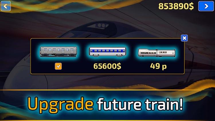 Future Train Driving screenshot-3