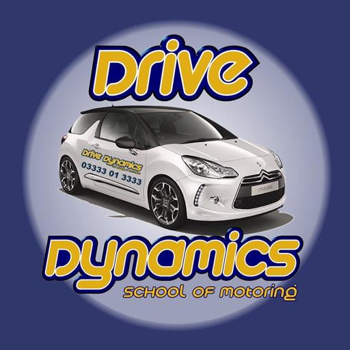 Drive Dynamics Stickers