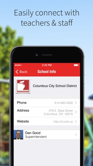Columbus City Schools - OH on the App Store