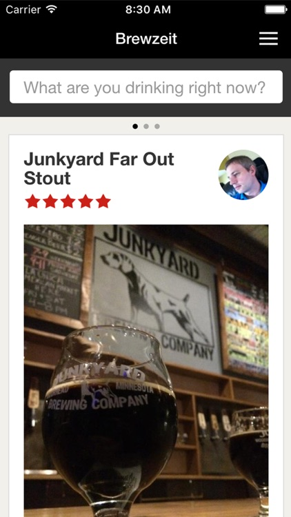 Brewzeit - A Beer App