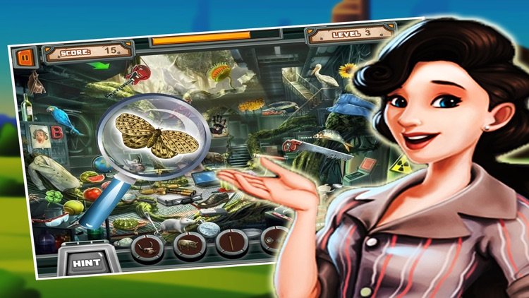 Hidden Objects: Find The Objects