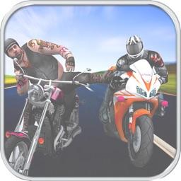 Bike Attack: Crazy Moto Racing