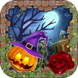 Halloween Spell - Hidden Objects games