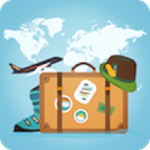 Traveler Suitcase Information Planner