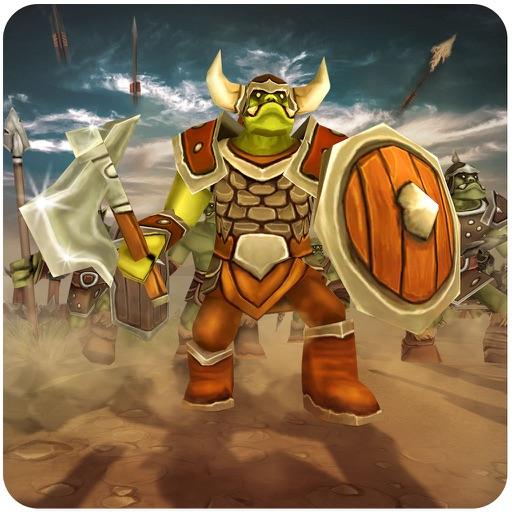 Симулятор боевых орков - Эпический военный команди