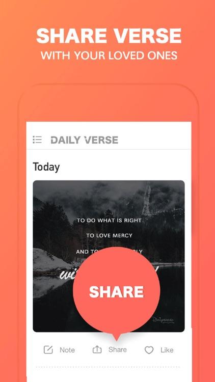 Daily Verse - Offline screenshot-3