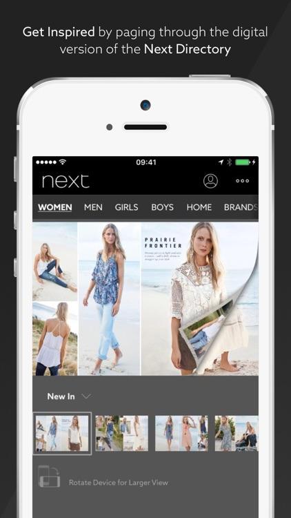 Next - Fashion & Homeware screenshot-3