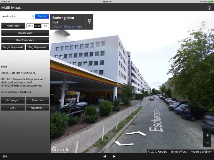 Multi Maps 4x screenshot-3