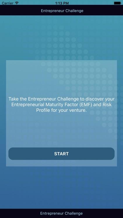 Entrepreneur Challenge