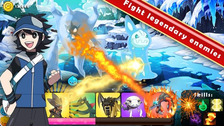 Cutie Monsters Battle Arena