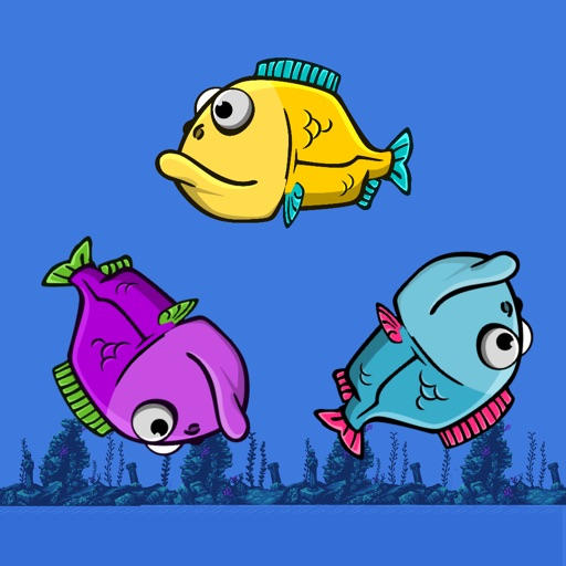 Fish attack - swipe the fish
