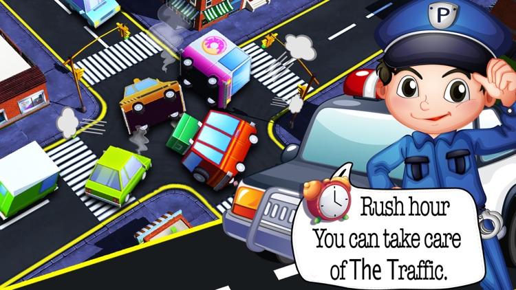 Rush Traffic Jam Racer 3D screenshot-3