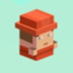 Amazing Redboy Cubic Dashers