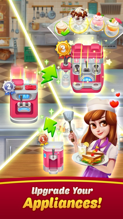 Cooking Queen: Restaurant Rush screenshot-4