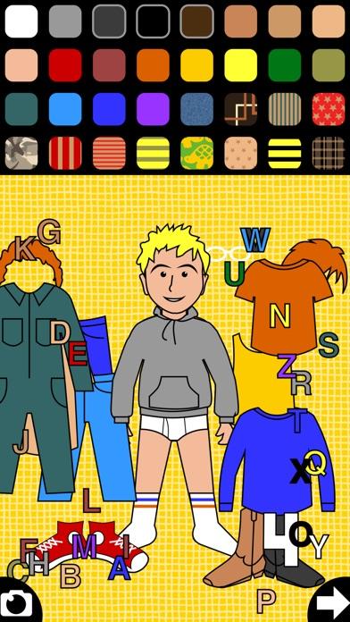 Dress Up review screenshots