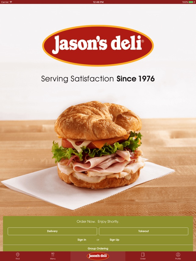jason s deli on the app store