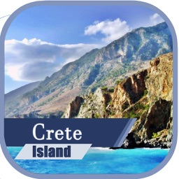 Crete Island Travel Guide & Offline Map