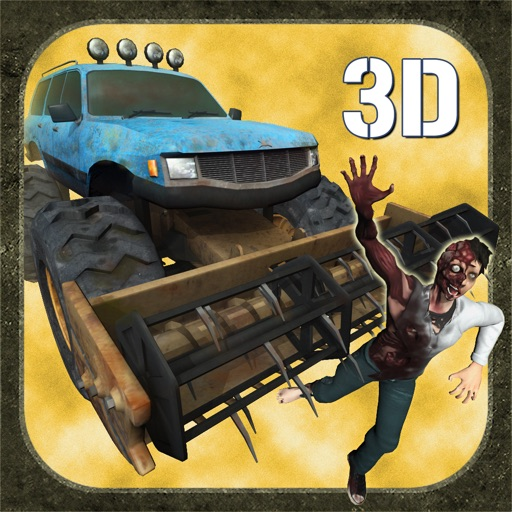 3D Off-Road Warrior on Dead Zombie Highway Lite -  Z Hunter and Gunner World Survival ( multiplayer mini racing games pro )