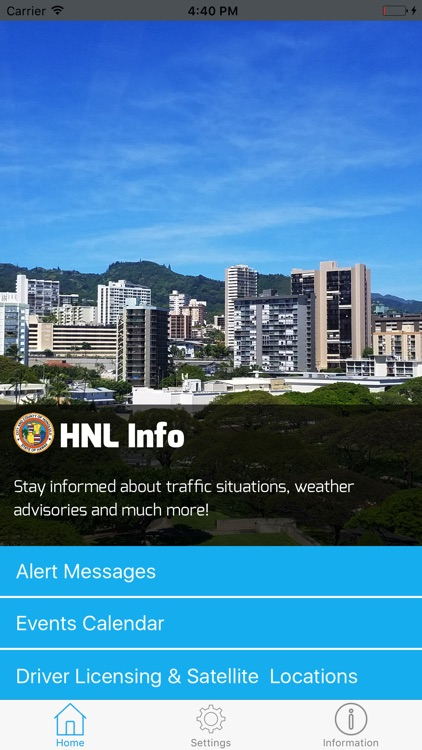 HNL Info screenshot-0