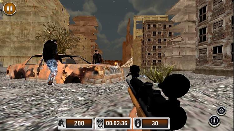 Dead Zombie Apocalypse screenshot-0